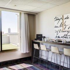 Hotel des Congres удобства в номере