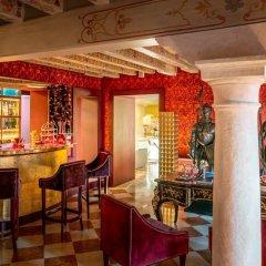 Отель San Sebastiano Garden Венеция гостиничный бар