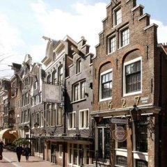 Отель NH City Centre Amsterdam фото 12
