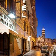 Hotel Amalfi вид на фасад