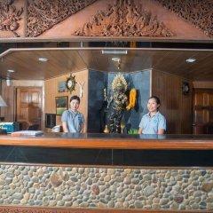 Отель Aloha Resort Таиланд, Самуи - 12 отзывов об отеле, цены и фото номеров - забронировать отель Aloha Resort онлайн интерьер отеля фото 2