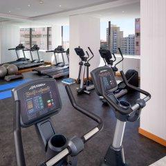 Отель Ramada by Wyndham Lisbon фитнесс-зал фото 3