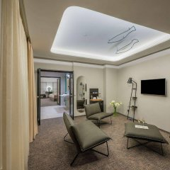 Отель Artagonist Art Hotel Литва, Вильнюс - 1 отзыв об отеле, цены и фото номеров - забронировать отель Artagonist Art Hotel онлайн спа фото 2