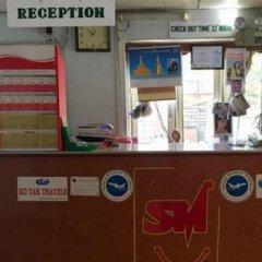 Отель Smile Motel Мьянма, Пром - отзывы, цены и фото номеров - забронировать отель Smile Motel онлайн интерьер отеля фото 3