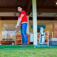 Отель Suwan Driving Range and Resort детские мероприятия фото 2