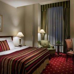 Отель Art Nouveau Palace Прага комната для гостей
