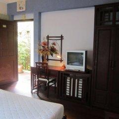 An Huy hotel Хойан сейф в номере