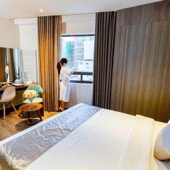Отель BB Hotel Nha Trang Вьетнам, Нячанг - 1 отзыв об отеле, цены и фото номеров - забронировать отель BB Hotel Nha Trang онлайн комната для гостей фото 4