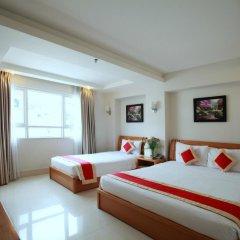 Lucky Star Hotel Nguyen Trai комната для гостей фото 3