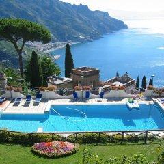 Отель Villa Casale Residence Италия, Равелло - отзывы, цены и фото номеров - забронировать отель Villa Casale Residence онлайн бассейн