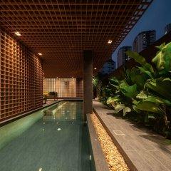 Отель T2 Sathorn Residence Бангкок бассейн фото 2