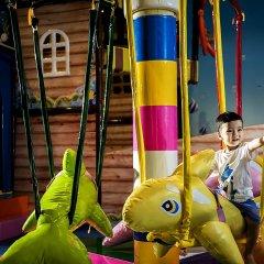 Отель Pullman Oceanview Sanya Bay Resort & Spa детские мероприятия