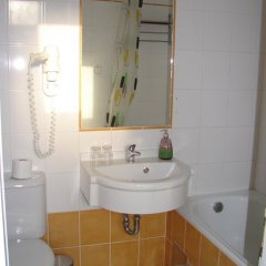 Hotel Aladin ванная