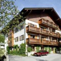 Hotel St. Virgil Salzburg Зальцбург парковка