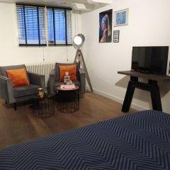 Отель Kerkstraat Suites Нидерланды, Амстердам - отзывы, цены и фото номеров - забронировать отель Kerkstraat Suites онлайн комната для гостей фото 3