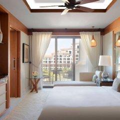 Отель The St. Regis Saadiyat Island Resort, Abu Dhabi комната для гостей фото 3