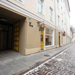 Отель Delta Apartments Эстония, Таллин - 2 отзыва об отеле, цены и фото номеров - забронировать отель Delta Apartments онлайн парковка
