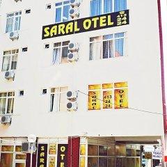 Saral Hotel Турция, Гёльджюк - отзывы, цены и фото номеров - забронировать отель Saral Hotel онлайн вид на фасад