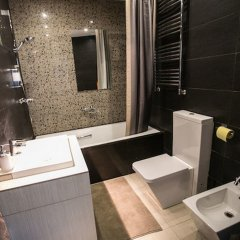 FJC Loft Hostel ванная