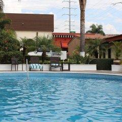 Hotel Posada Virreyes бассейн фото 3