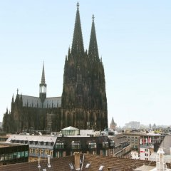 Отель Hilton Cologne балкон