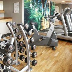 Отель Scandic Europa фитнесс-зал фото 3
