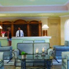 Отель Mitsis Family Village Beach Hotel Греция, Нисирос - отзывы, цены и фото номеров - забронировать отель Mitsis Family Village Beach Hotel онлайн интерьер отеля фото 2
