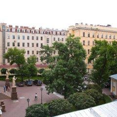 Бутик-Отель Золотой Треугольник балкон