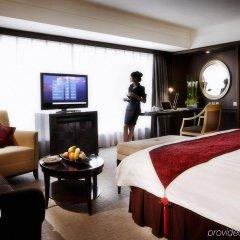 V-Continent Parkview Wuzhou Hotel комната для гостей