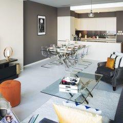 Отель Dream Inn Dubai Apartments - Index Tower ОАЭ, Дубай - отзывы, цены и фото номеров - забронировать отель Dream Inn Dubai Apartments - Index Tower онлайн комната для гостей фото 5