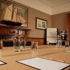 Отель CHANNINGS Эдинбург удобства в номере фото 2