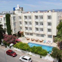 Saadet Турция, Алтинкум - 1 отзыв об отеле, цены и фото номеров - забронировать отель Saadet онлайн парковка