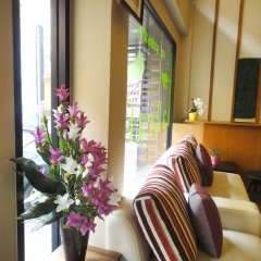 Отель Aleaf Bangkok Таиланд, Бангкок - отзывы, цены и фото номеров - забронировать отель Aleaf Bangkok онлайн интерьер отеля фото 2