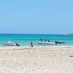 Отель Diar Yassine Тунис, Мидун - отзывы, цены и фото номеров - забронировать отель Diar Yassine онлайн пляж