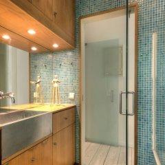 Отель Portuguese Living Príncipe Real ванная