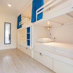 Отель Be Lisbon Hostel Португалия, Лиссабон - отзывы, цены и фото номеров - забронировать отель Be Lisbon Hostel онлайн комната для гостей фото 3