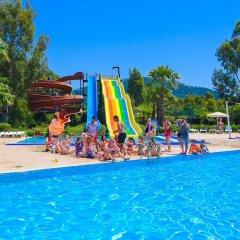 Fortezza Beach Resort Турция, Мармарис - отзывы, цены и фото номеров - забронировать отель Fortezza Beach Resort онлайн бассейн фото 2