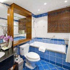Sherwood Residence Hotel ванная