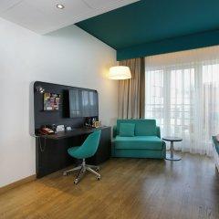 Отель Park Inn Central Tallinn Таллин удобства в номере фото 2