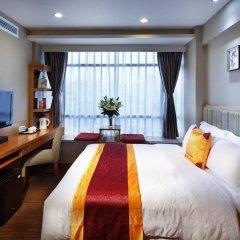 Guangzhou The Royal Garden Hotel комната для гостей фото 3