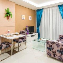 Отель Paradise Park Jomtien By Grandisvillas Паттайя комната для гостей фото 3