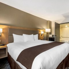 Отель Coast Vancouver Airport Канада, Ванкувер - отзывы, цены и фото номеров - забронировать отель Coast Vancouver Airport онлайн комната для гостей
