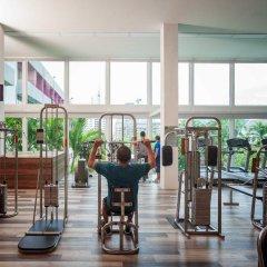 Ambassador Bangkok Hotel Бангкок фитнесс-зал фото 3