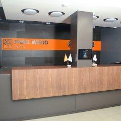 Гостиница Park Wood Академгородок интерьер отеля фото 3