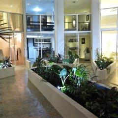 Отель Lory House Плая-дель-Кармен интерьер отеля