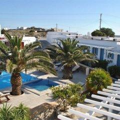 Отель Domna Греция, Миконос - отзывы, цены и фото номеров - забронировать отель Domna онлайн пляж