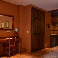 Отель Suite Aparthotel El Refugio de Aran Vielha удобства в номере