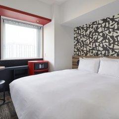 Отель the b tokyo asakusa Япония, Токио - отзывы, цены и фото номеров - забронировать отель the b tokyo asakusa онлайн комната для гостей фото 2