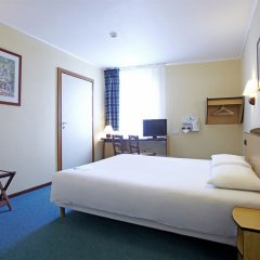 Hotel Campanile WROCLAW - Stare Miasto 2* Стандартный номер с различными типами кроватей фото 4