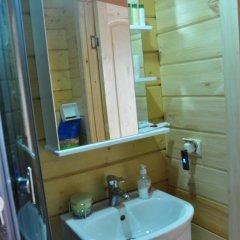 Гостиница Lesnoy Guest House в Сочи отзывы, цены и фото номеров - забронировать гостиницу Lesnoy Guest House онлайн ванная